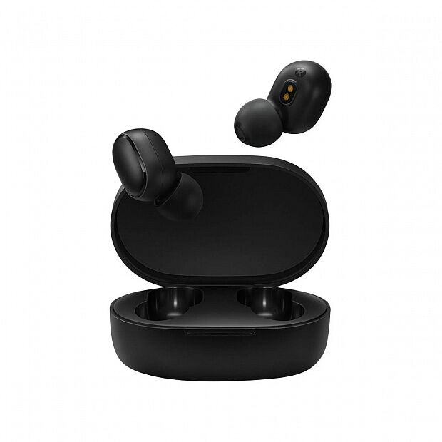 Беспроводные наушники Xiaomi Redmi Airdots S True Wireless Bluetooth Headset (Black/Черный)